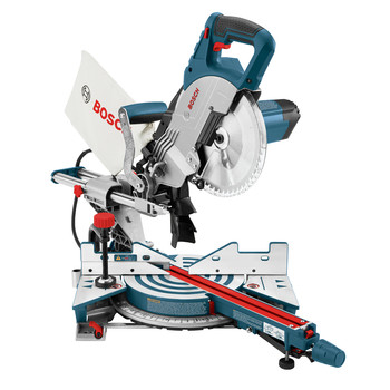 Picture of Bosch CM8S 8-12 in Single Bevel Sliding Compound Miter Saw